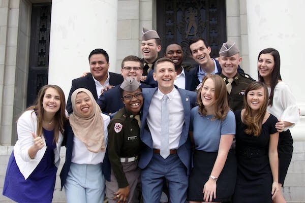 A&M elects gay student body president