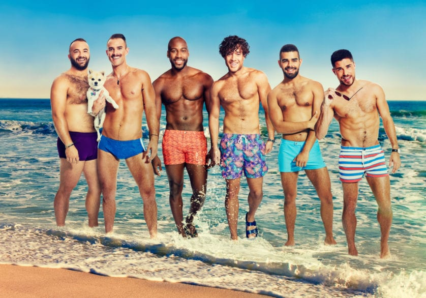 Logo sets premiere date for 'Fire Island'