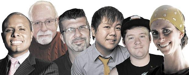 The gay agenda • 03-24-17