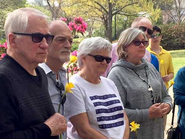 25th anniversary of AIDS memorial marked