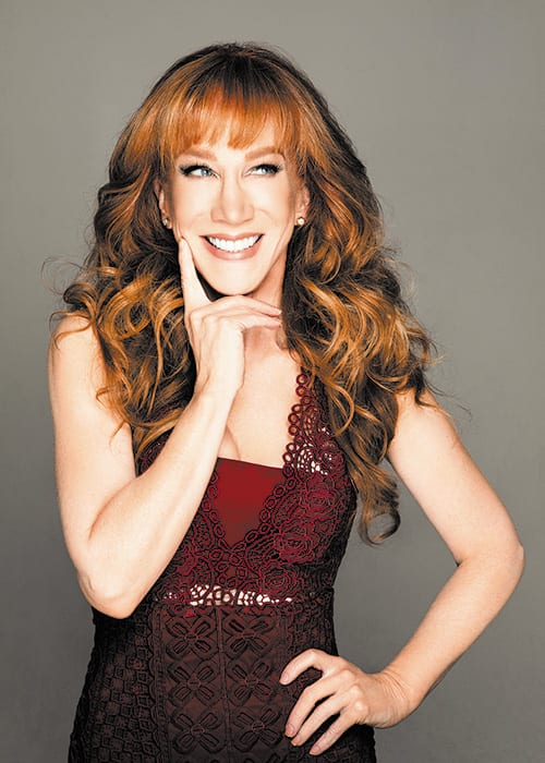 Let's hear it for the allies • Kathy Griffin
