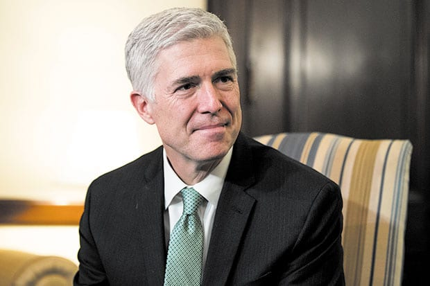 Here Are 4 Possible Outcomes for Gorsuch's Confirmation Process