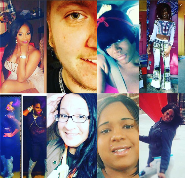 Trans Pride Initiative holding vigil for slain community members