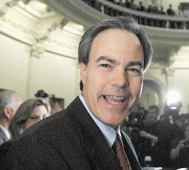 Speaker Straus: 'No I Won't' Block Texas Bathroom Bill
