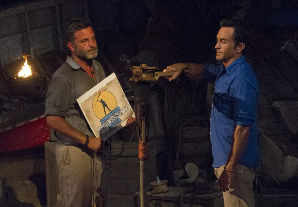An unexpected moment on 'Survivor' sets the transphere ablaze