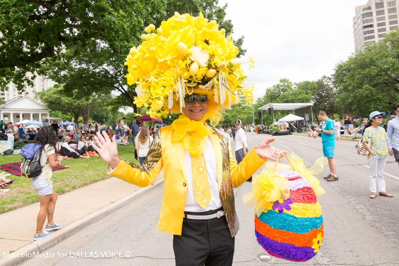 Photos: Easter in Lee Park, Part 2