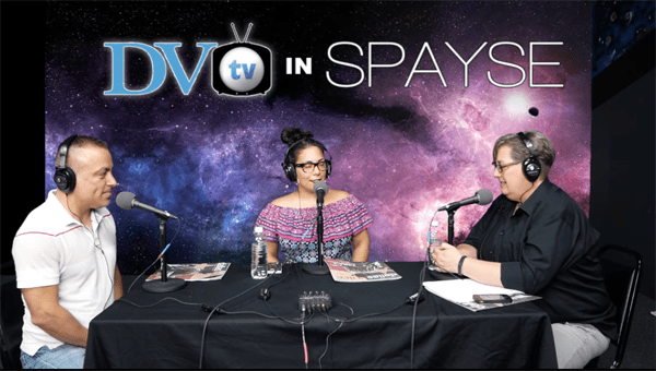 DVtv in Spayse