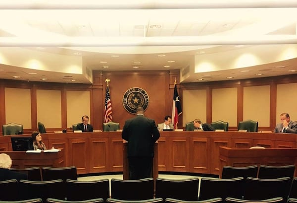 BREAKING: Texas ENDA voted out of committee