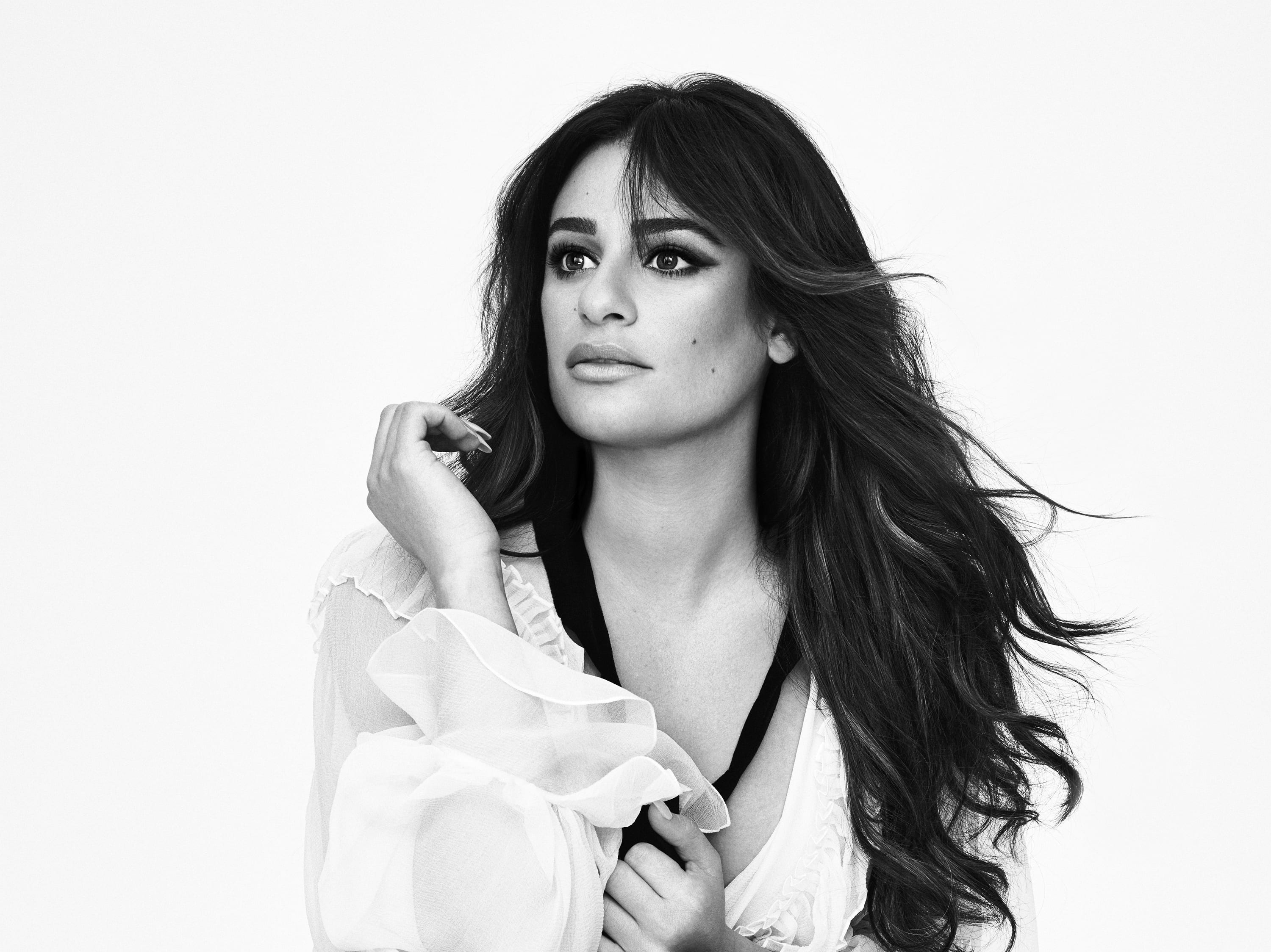 Lea Michele: The gay interview