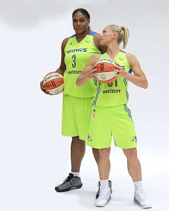 Dallas Wings get ready to kick off the season
