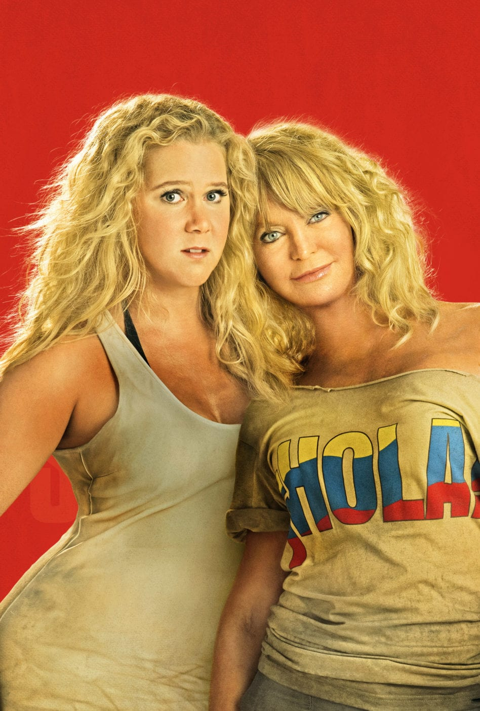 Goldie Hawn and Amy Schumer on 'Snatched' and gay fans