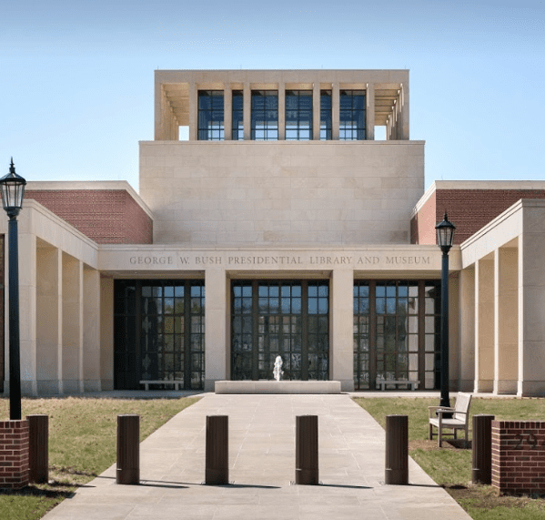 World AIDS Day moves to the Bush Presidential Library — no really
