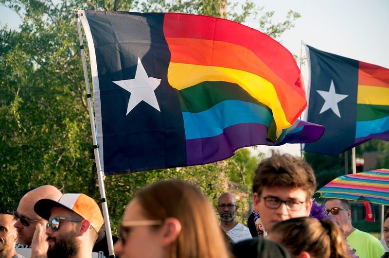 Dallas Pride March 2017