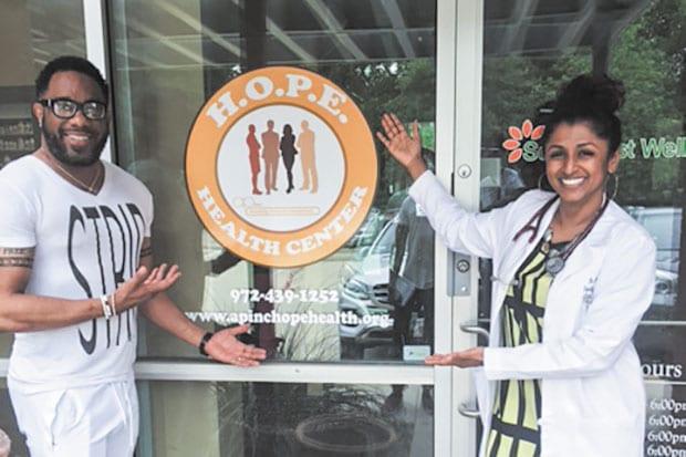 AP opens Hope Health Center