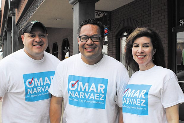 Narvaez defeats incumbent