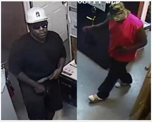 DPD seeking suspects in robbery on Oak Lawn