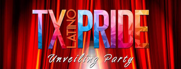 Texas Latino Pride to announce beneficiary at unveiling party