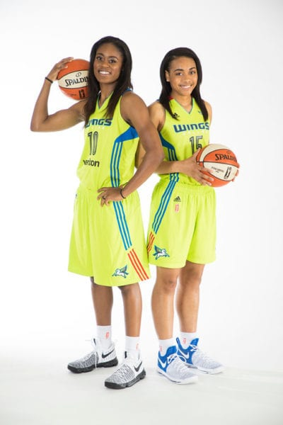 Wings, WNBA celebrating Pride Month