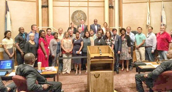 Dallas County Commissioners recognize Pride Month, ASD