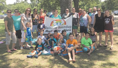 Rainbow Roundup offers resources and activities for LGBT families
