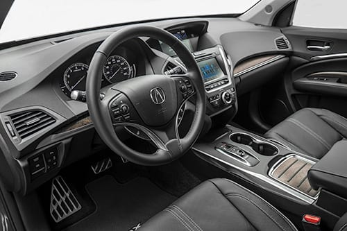 2017-Acura-MDX-Sport-Hybrid-(interior)