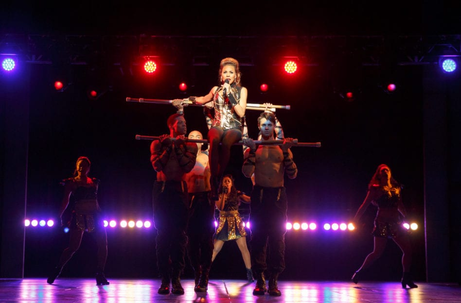 STAGE REVIEW: 'The Bodyguard'