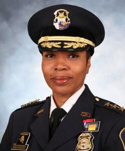 First female DPD chief appointed