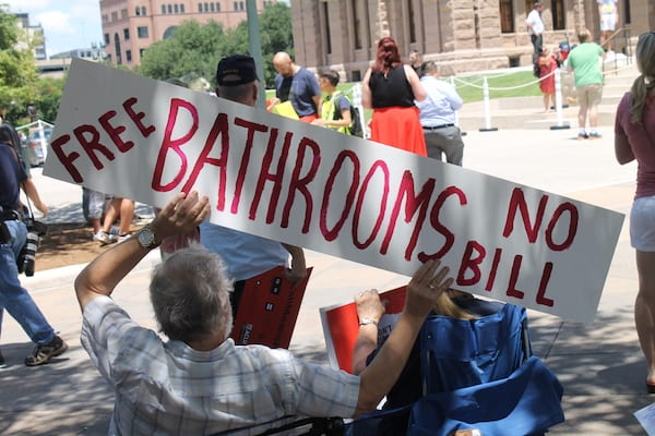 PHOTOS: Capitol protest in Austin