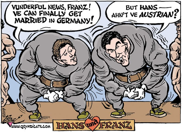 Editorial Cartoon •07-07-17