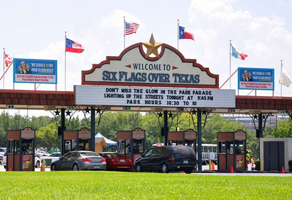 Six Flags Over Texas removes Confederate flag, reversing earlier decision
