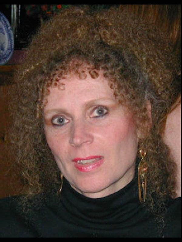 Trans pioneer Holly Boswell dies