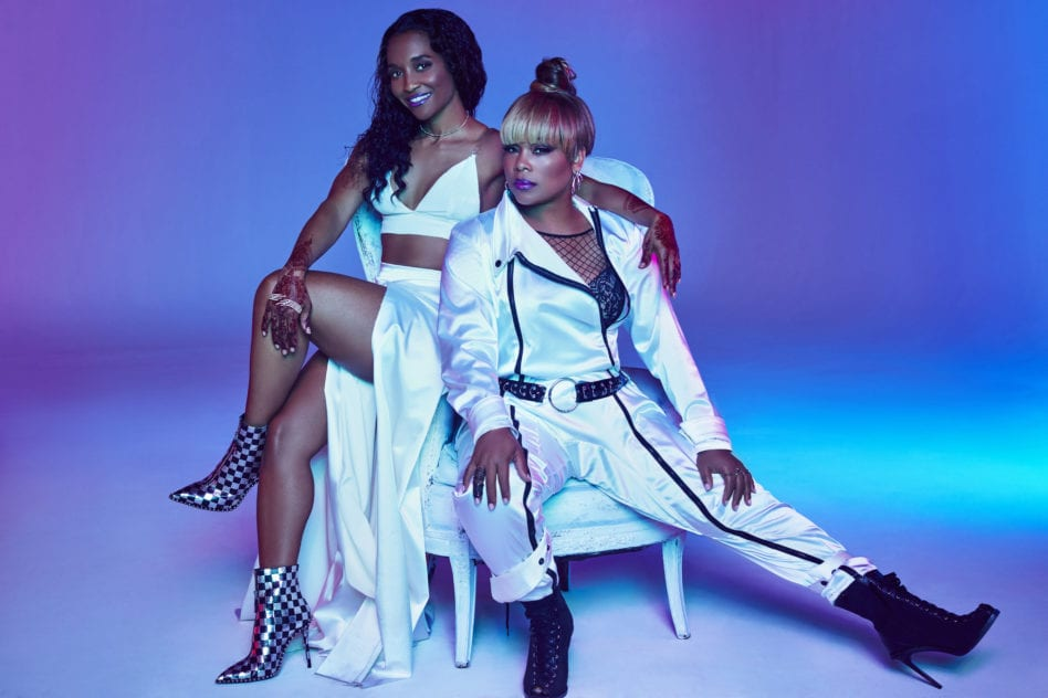 TLC's Chilli and T-Boz — the gay interview