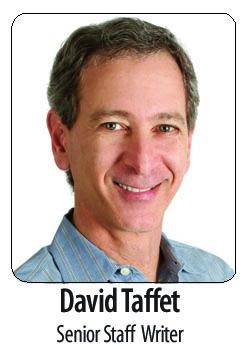 David Taffet CV