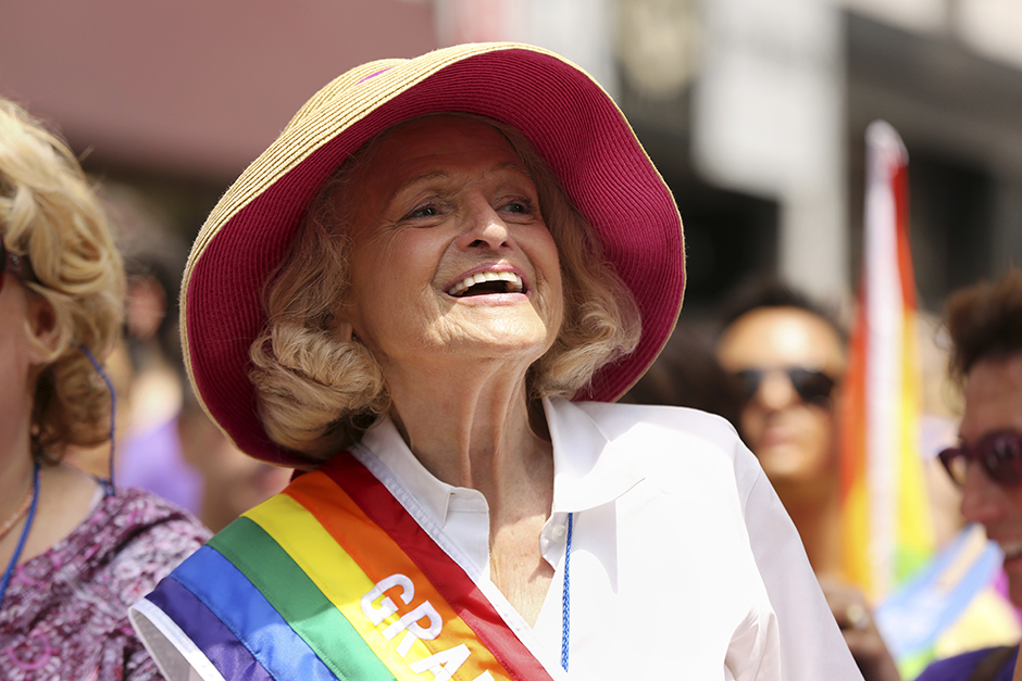 Edie Windsor dies at 88