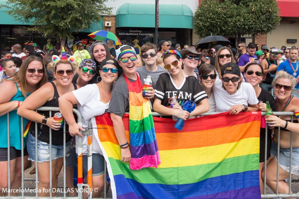 Dallas Pride Weekend 2017: Chuck Marcelo photos Part 1