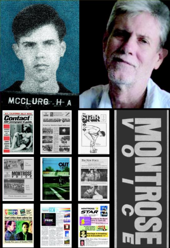 Gay publishing pioneer Henry McClurg has died