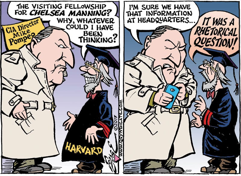 Editorial Cartoon • 09-22-17
