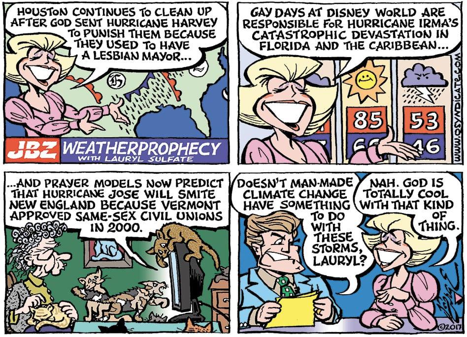 Editorial Cartoon • 09-15-17