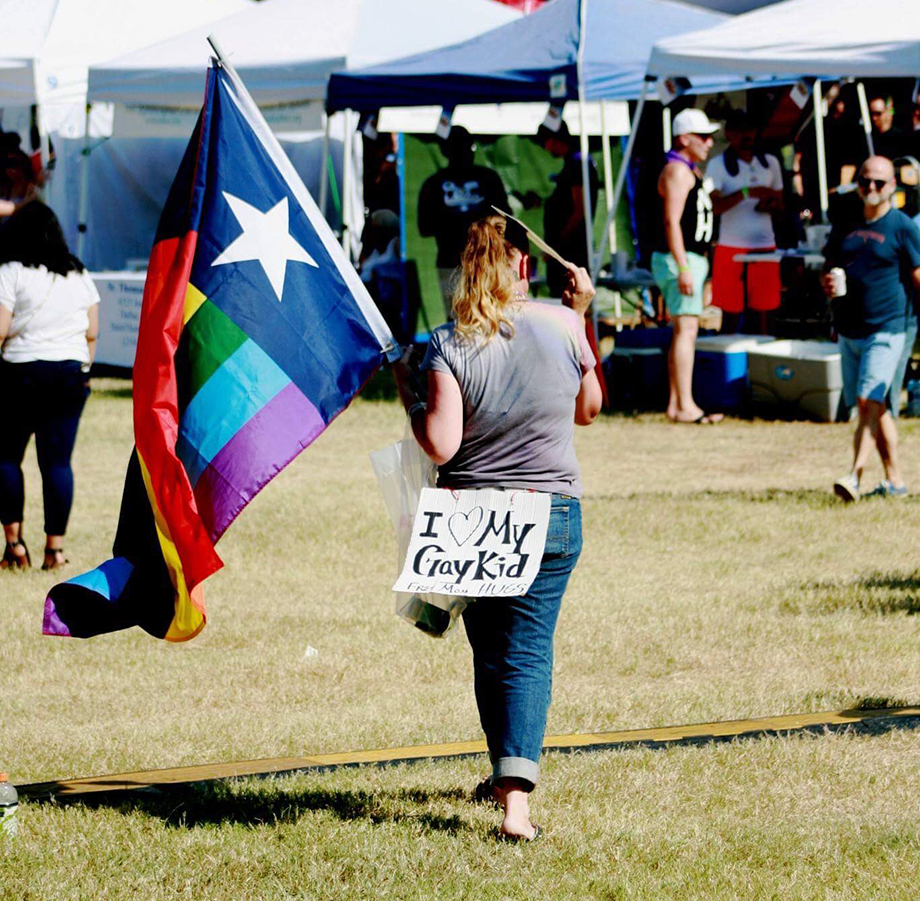 A look at Pride 2017 in Dallas — The first photo gallery