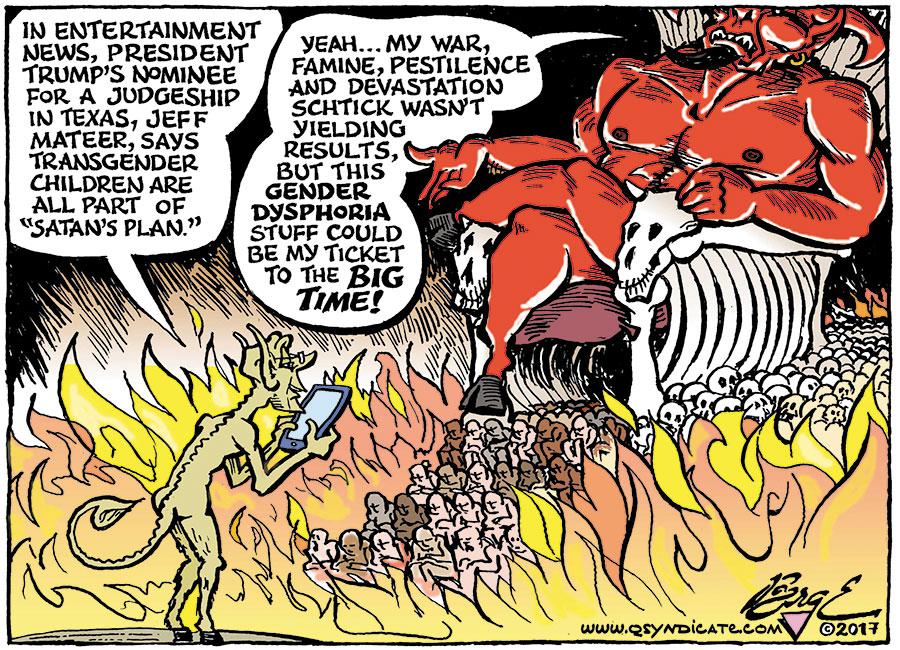 Editorial Cartoon • 09-29-17