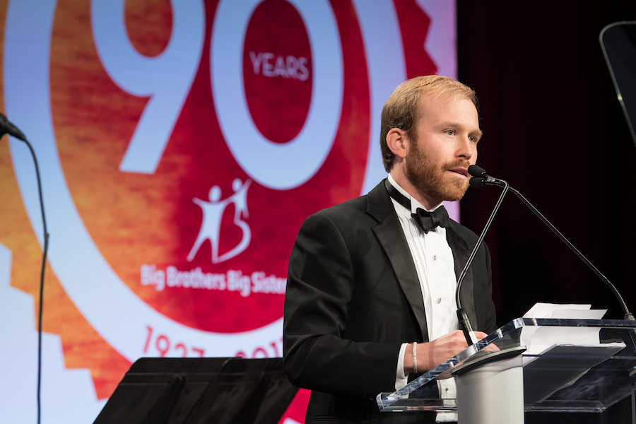 BBBS raises more than half million at gala