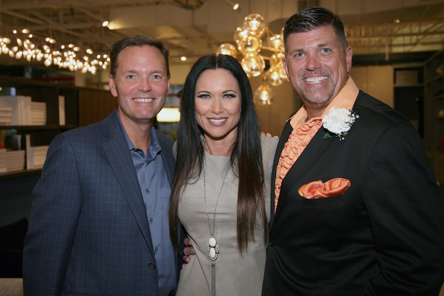 David Ewing, LeeAnne Locken, Leslie Frye