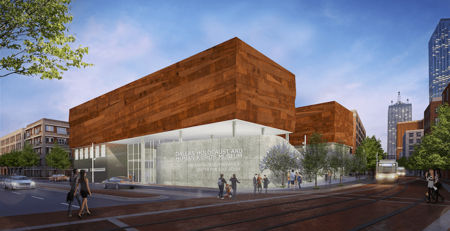 Holocaust and Human Rights Museum breaks ground for new facility