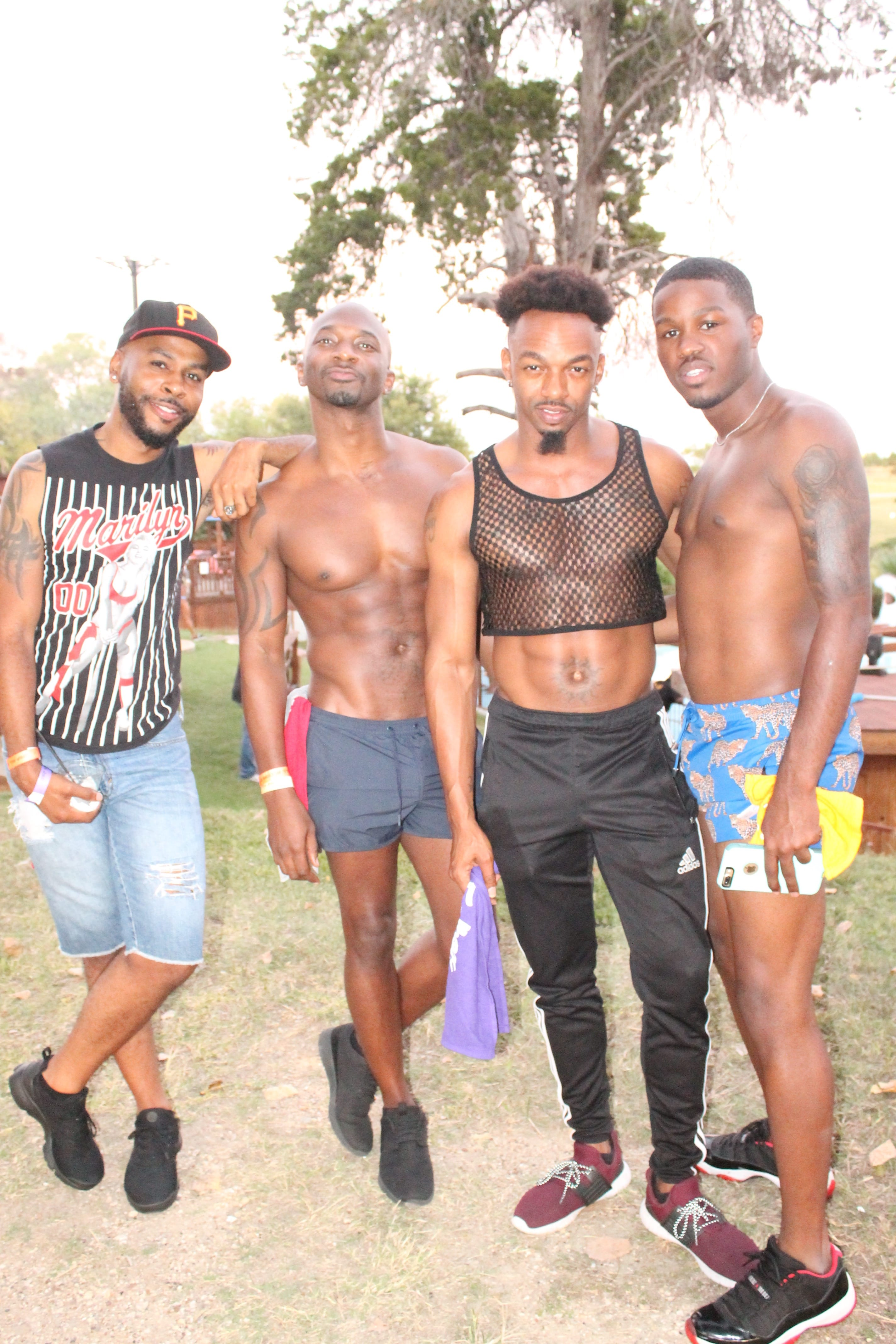 PHOTOS: Scenes from Dallas Black Pride
