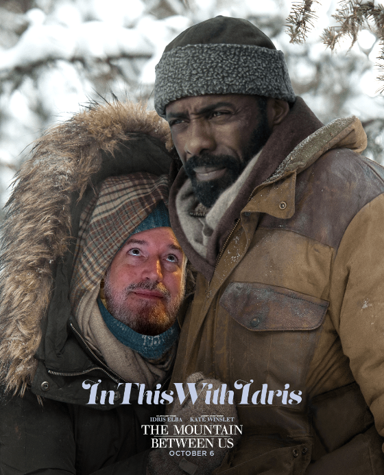 Let Idris Elba comfort you (as he did me)