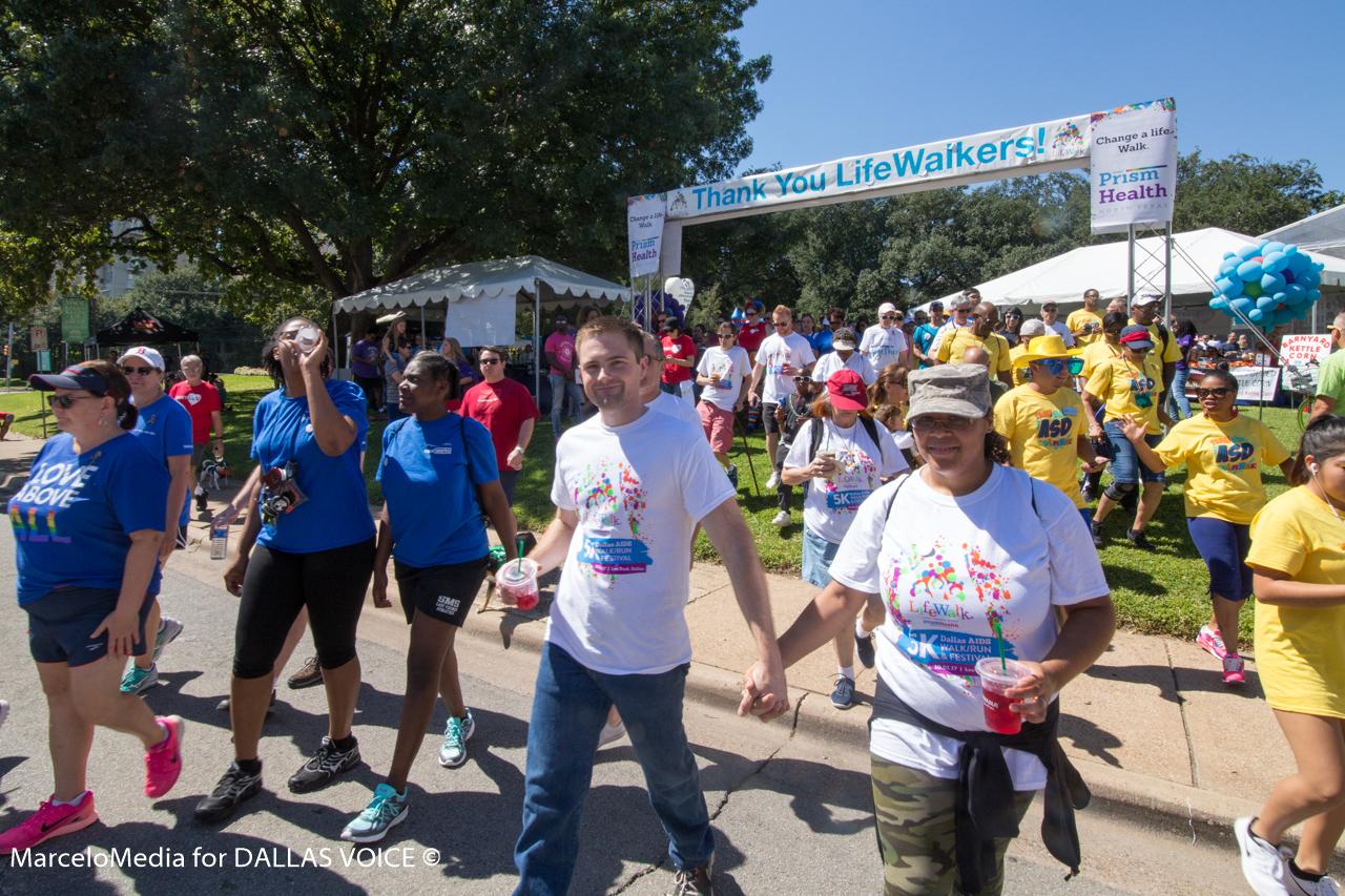 Prism Health North Texas LifeWalk raised $445,735 for medical care