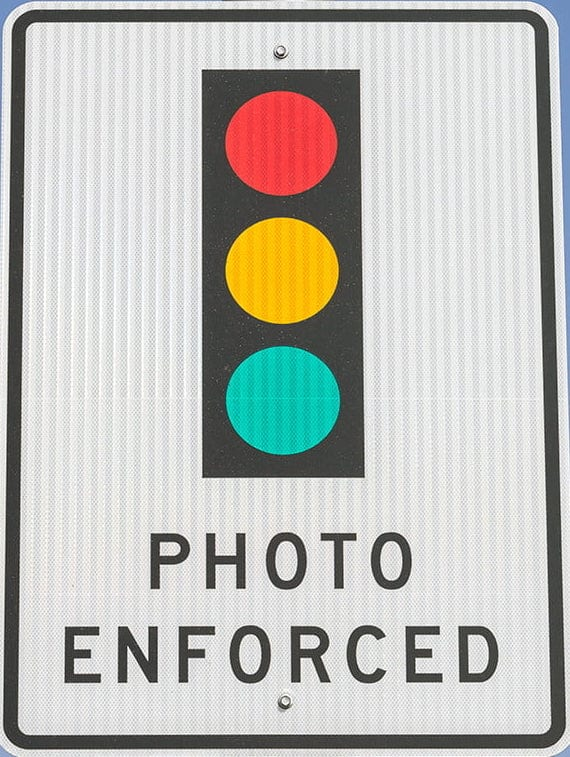 New red light cameras will be in operation throughout Dallas
