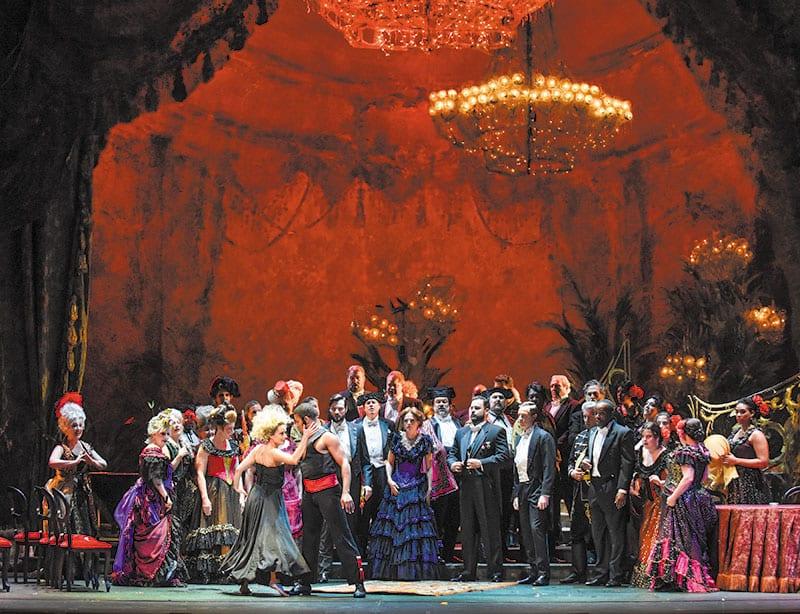 OPERA REVIEW: 'La Traviata'