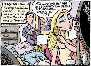 Editorial Cartoon • 10-06-17