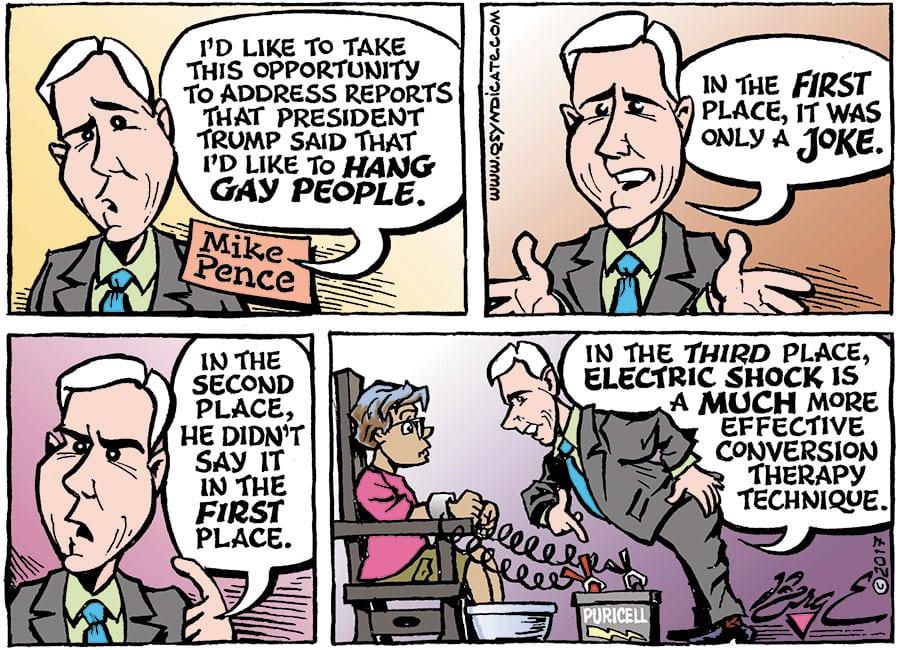 Editorial Cartoon • 10-27-17